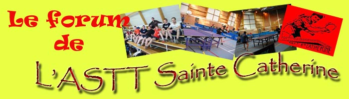 L'ASTT Sainte Catherine